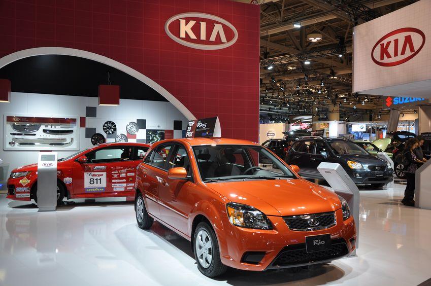 2012 Kia Rio
