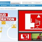 Cloud-Collaboration-Website-Screenshot