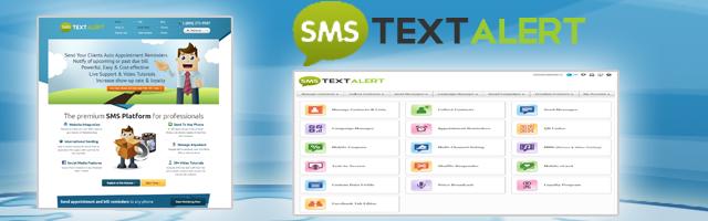 SMS Text Alert
