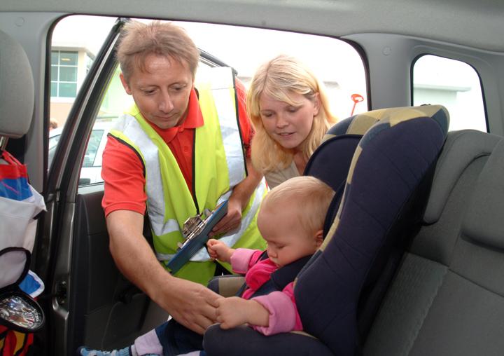 Car seat child